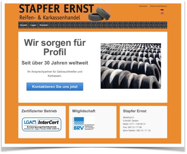 Wordpress Webdesign in Kirchdorf am Inn, Simbach am Inn, Passau