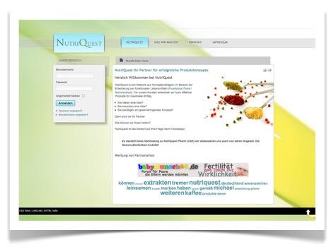 Joomla Wordpress Drupal Webdesign