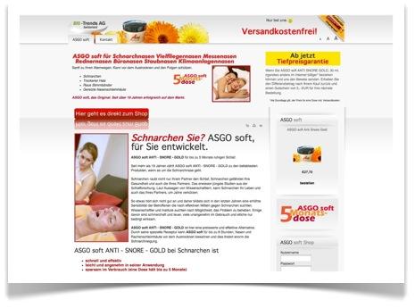 Webdesign Joomla Shopware